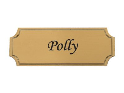 Flexi plaque – Rectangle