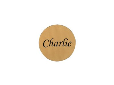 Flexi plaque – Circle